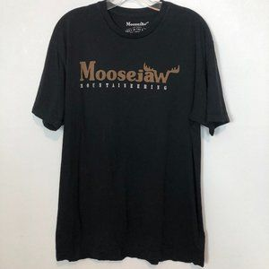 MOOSEJAW MOUNTAINEERING Gents Graphic T Shirt